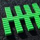 green jump mat
