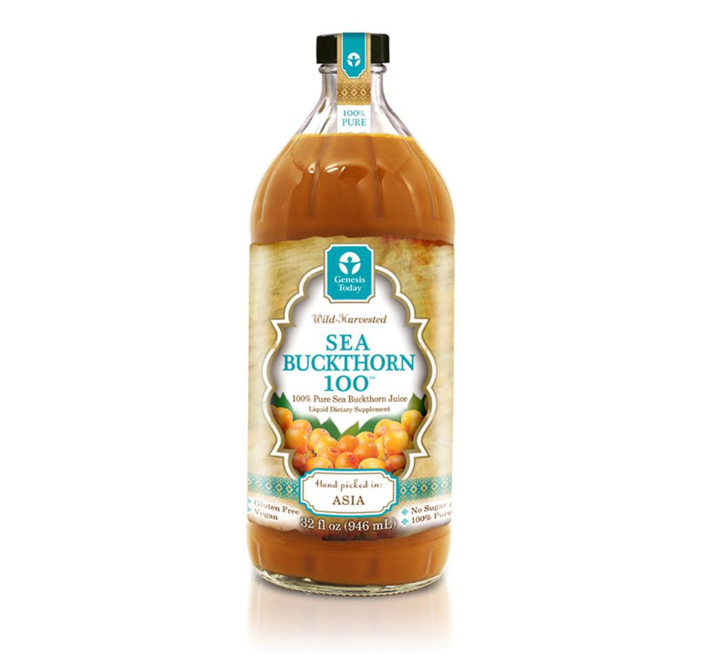 Pure Sea Buckthorn Juice