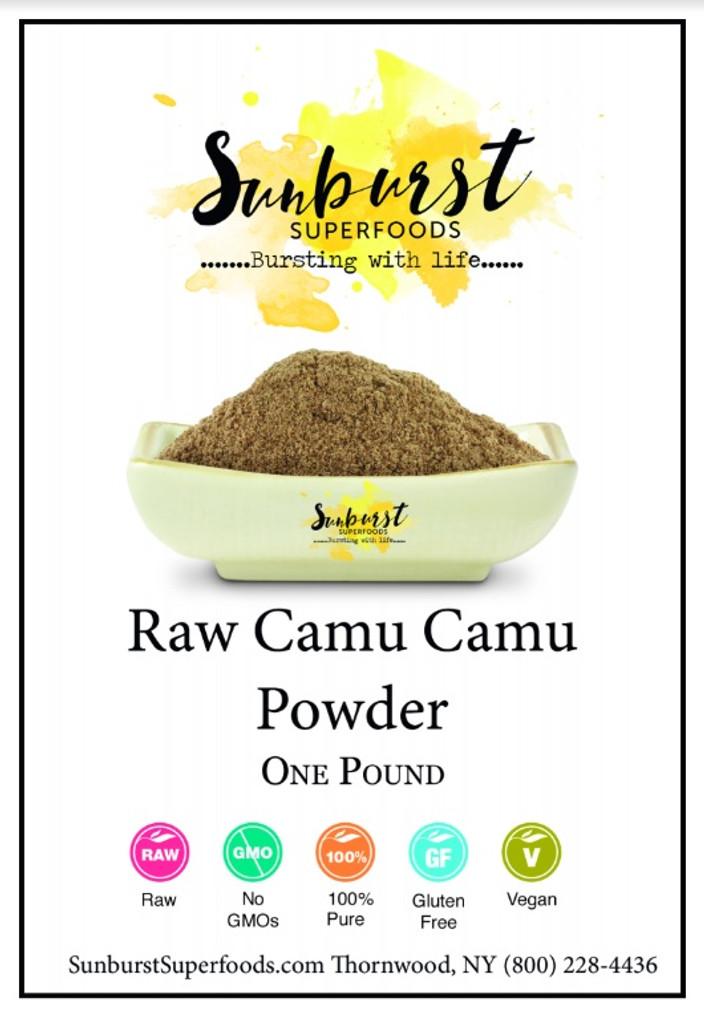 Camu Camu Powder (Raw)
