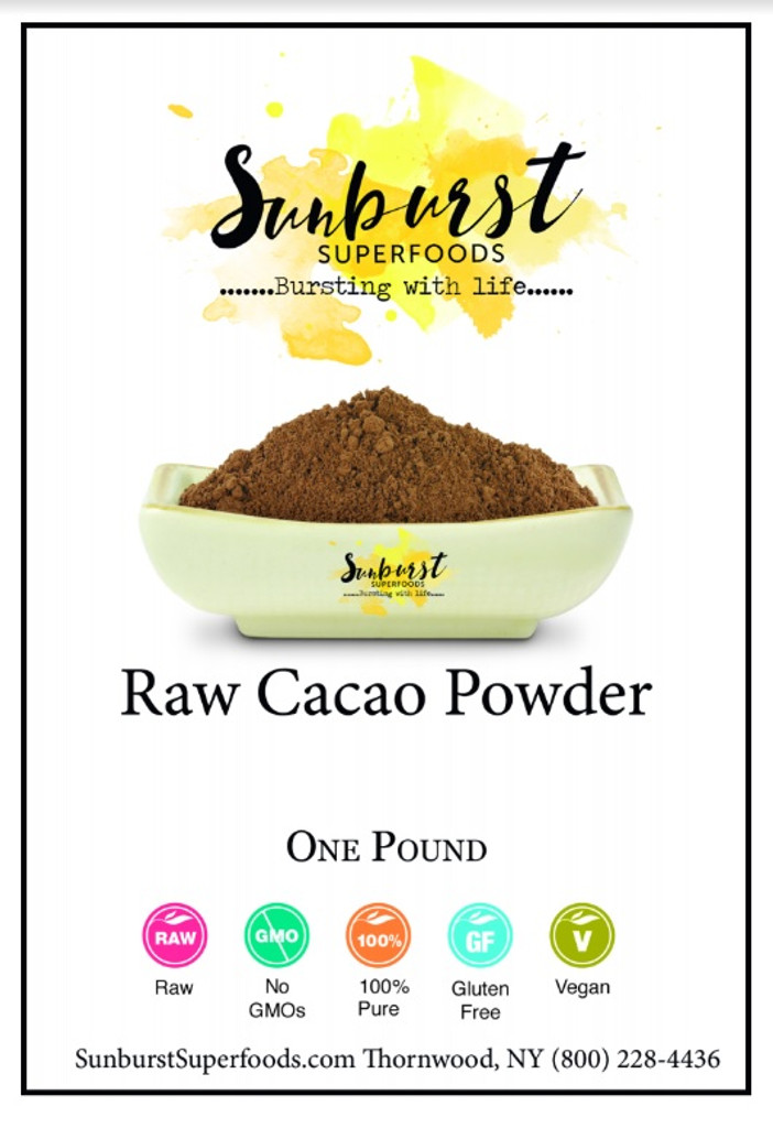 Cacao Powder (SHIPS BY 12/9)