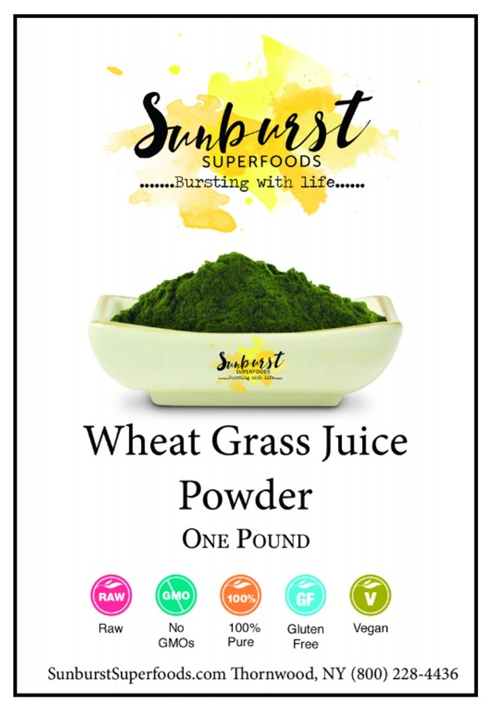 Wheat Grass Juice Powder