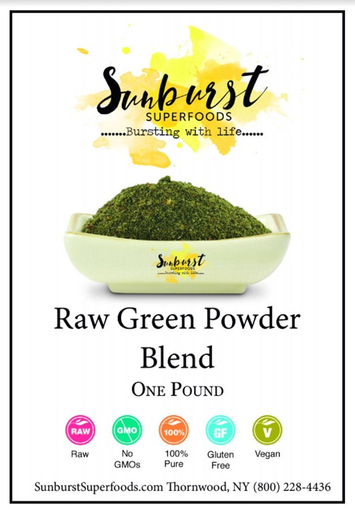 Green Power Blend Powder