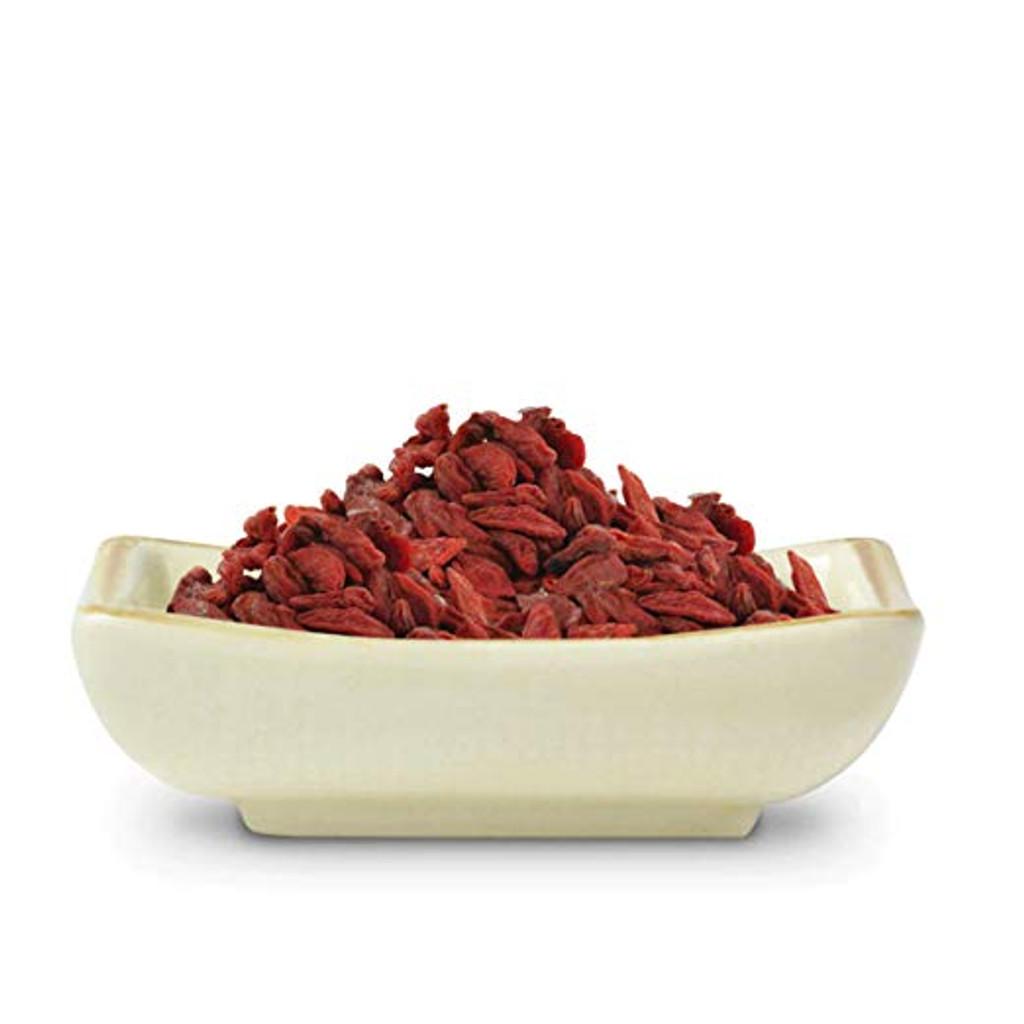 Organic Extra Large Goji Berries (Raw)