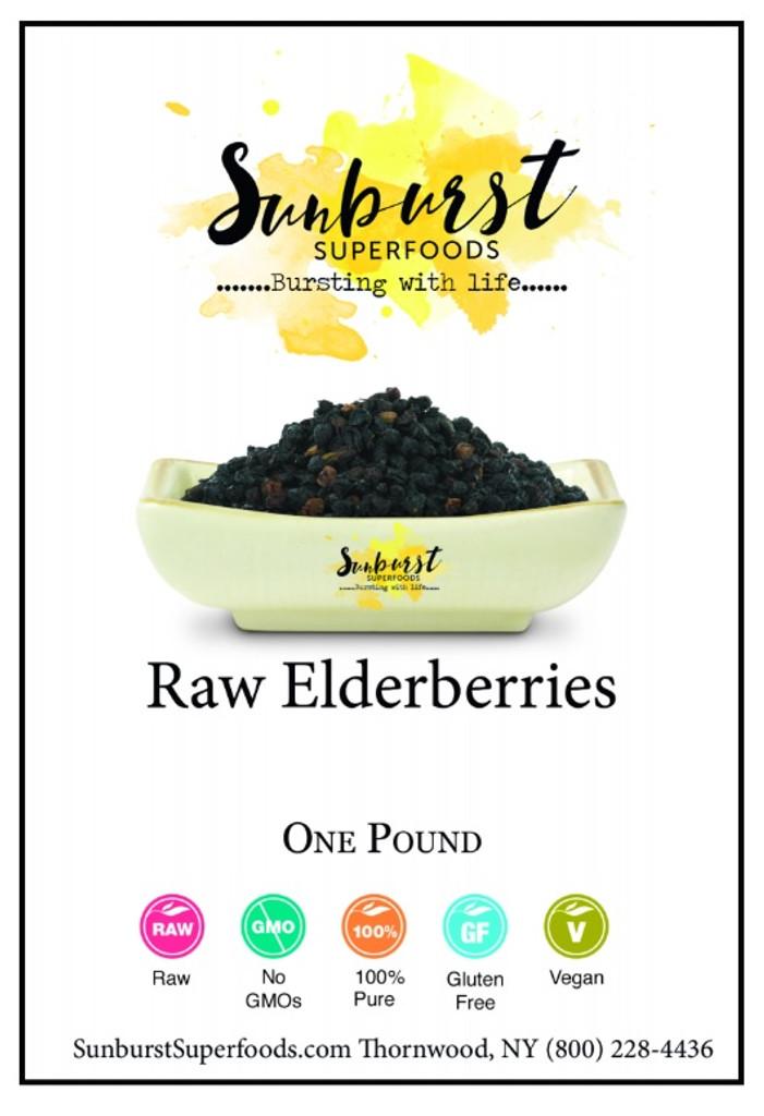 Elderberries (Dried)