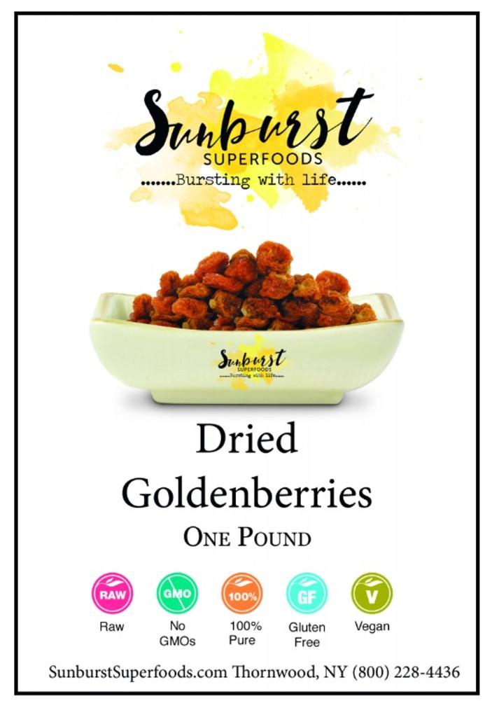 Goldenberries (Dried)
