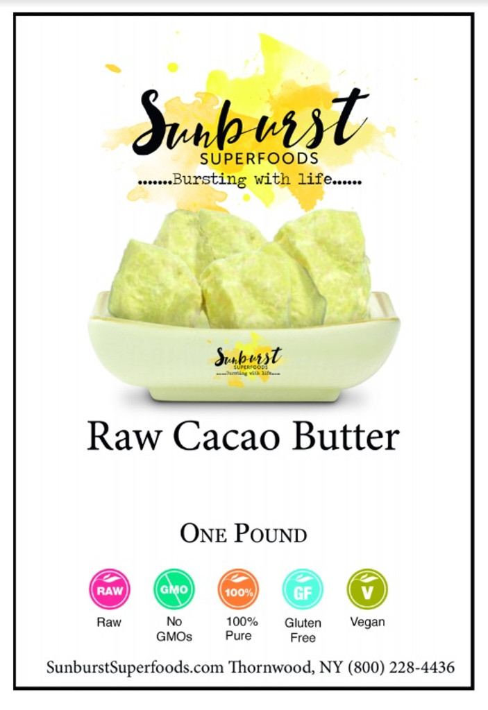 Cacao Butter (Raw)