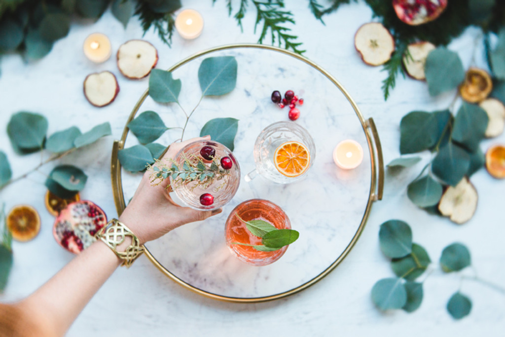 Our Favorite Superfood Holiday Cocktails