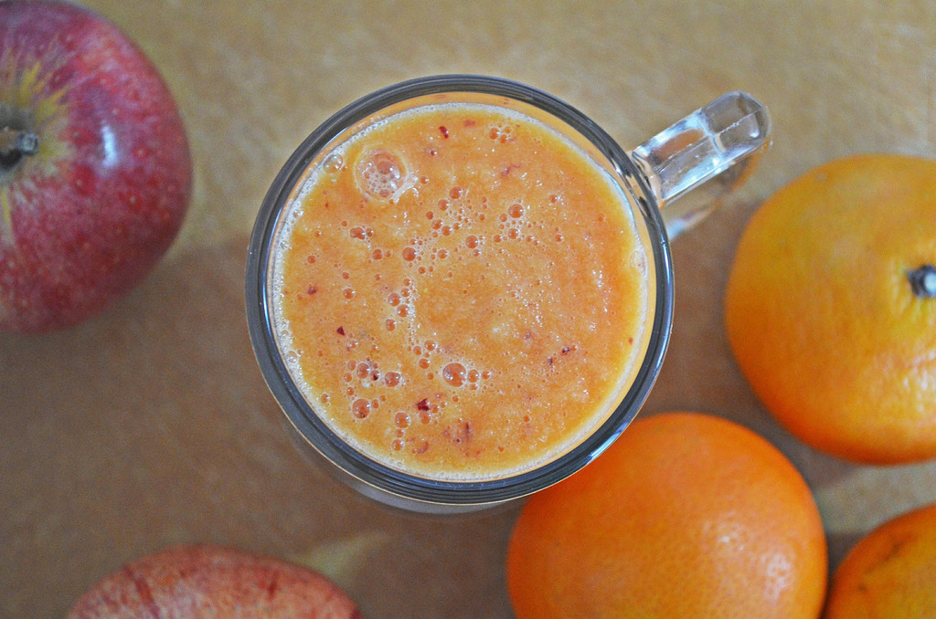 Superfood Creamsicle Smoothie Recipe