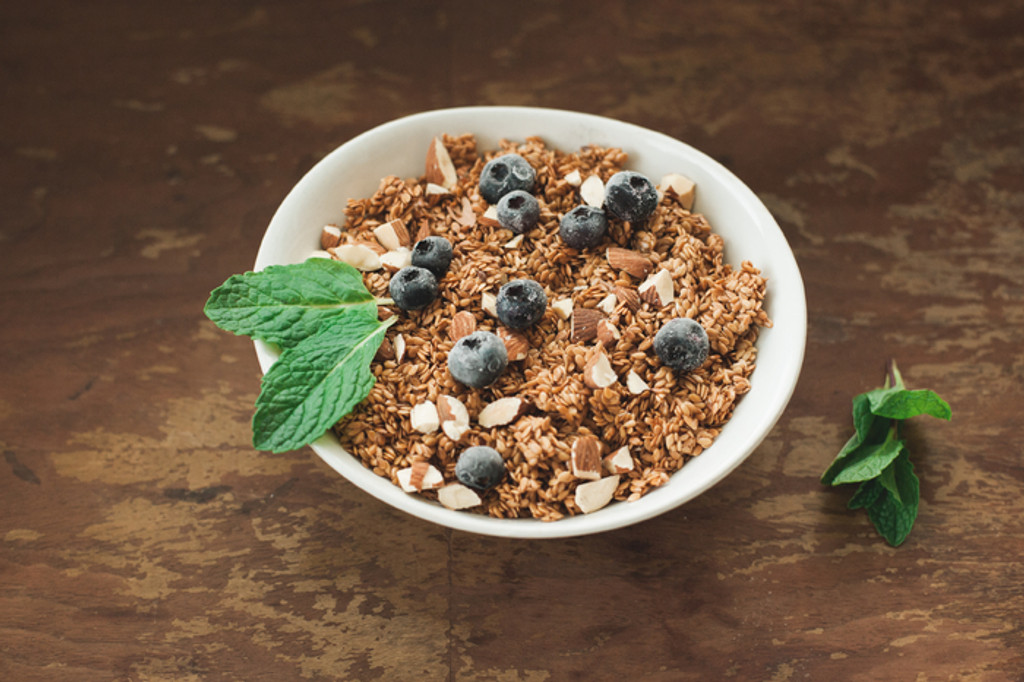 The Best Superfood Granola Recipe