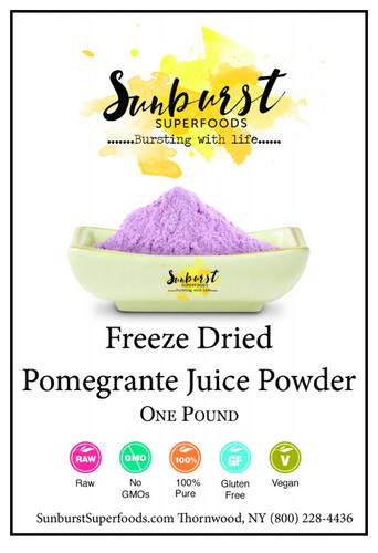 Pomegranate Juice Powder (Freeze-Dried)