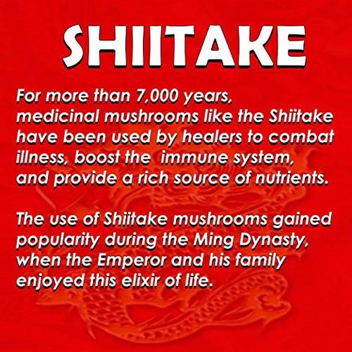 Shiitake Mushroom Powder