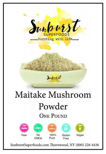 Maitake Mushroom Powder