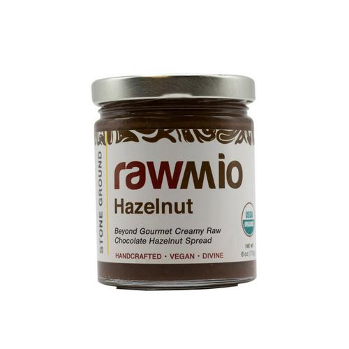 Rawmio Gourmet Raw Chocolate Hazelnut Spread