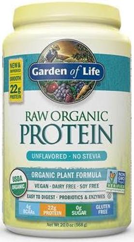 RAW Organic Protein