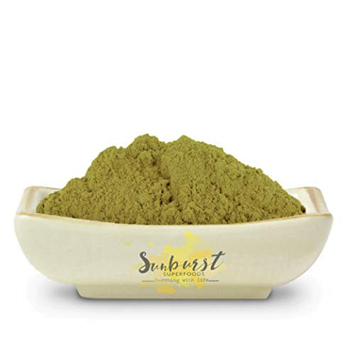 Organic Raw Moringa Powder