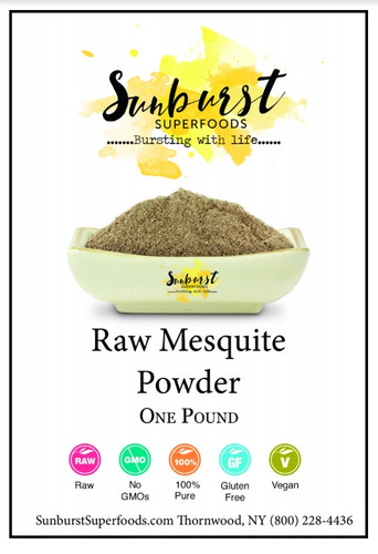 Mesquite Powder (SHIPS BY 8/16)