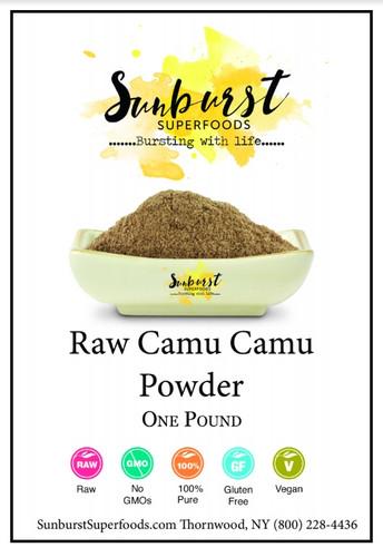 Camu Camu Powder (Raw) (SHIPS BY 12/9)