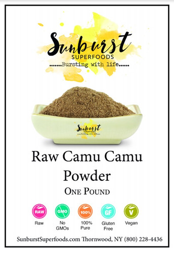 Camu Camu Powder (Raw)