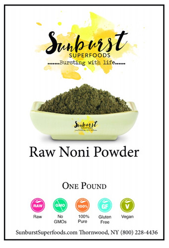Noni Powder (Raw)