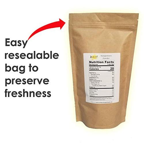 Organic Mangosteen Powder (Raw)