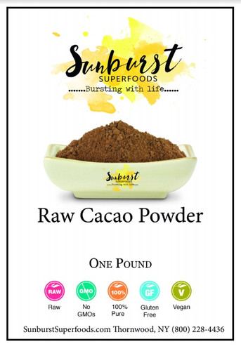 Cacao Powder (SHIPS BY 11/5)