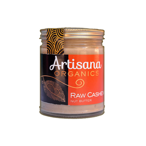 Artisana Raw Organic Cashew Butter - 8 Ounce Jar