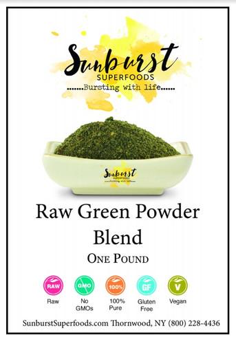 Green Power Blend Powder