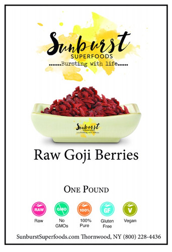 Goji Berries (Raw)
