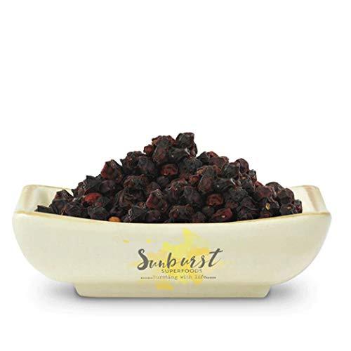 Organic Schisandra Berries (Dried)