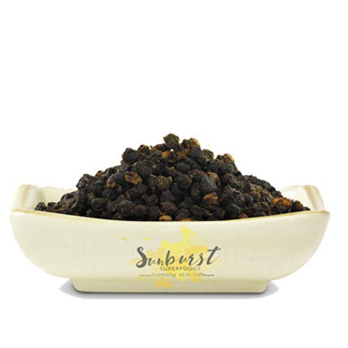 Organic Sea Buckthorn Berries (Dried)