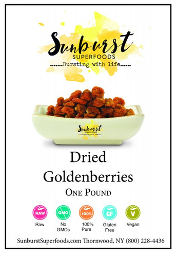 Goldenberries (Dried)