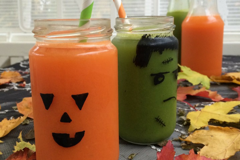 ​3 Fun Superfood Recipes for Halloween