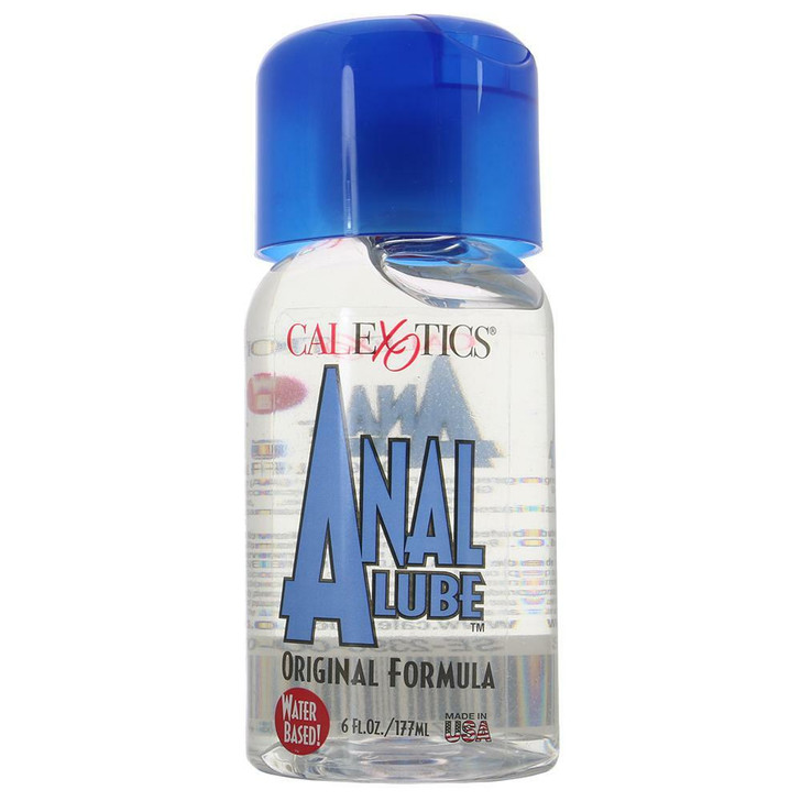 Anal Original Water Based Lubricant at Bed Time Toys