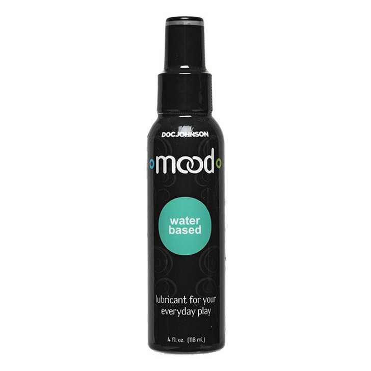 Mood Lube 4oz/113g in Water Based at Bed Time Toys