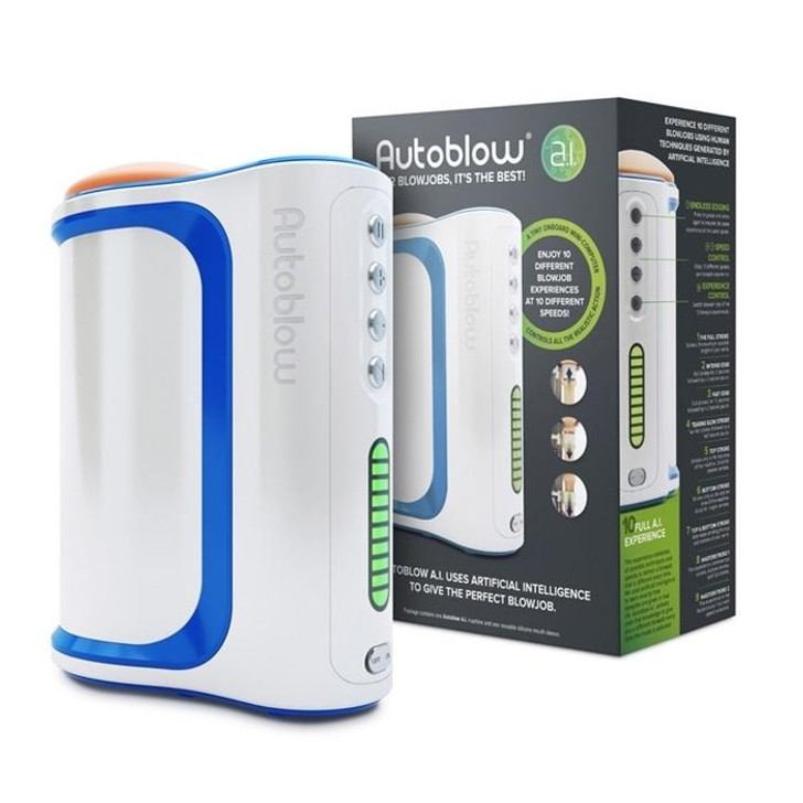 Autoblow A.I. at Bed Time Toys