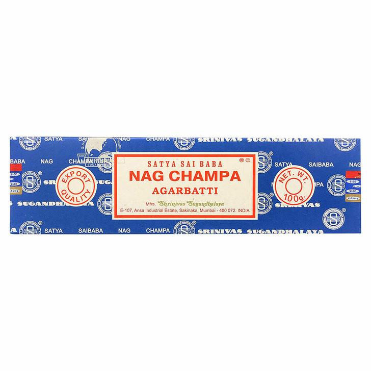 Satya Sai Baba Nag Champa Agarbatti 100g at Bed Time Toys