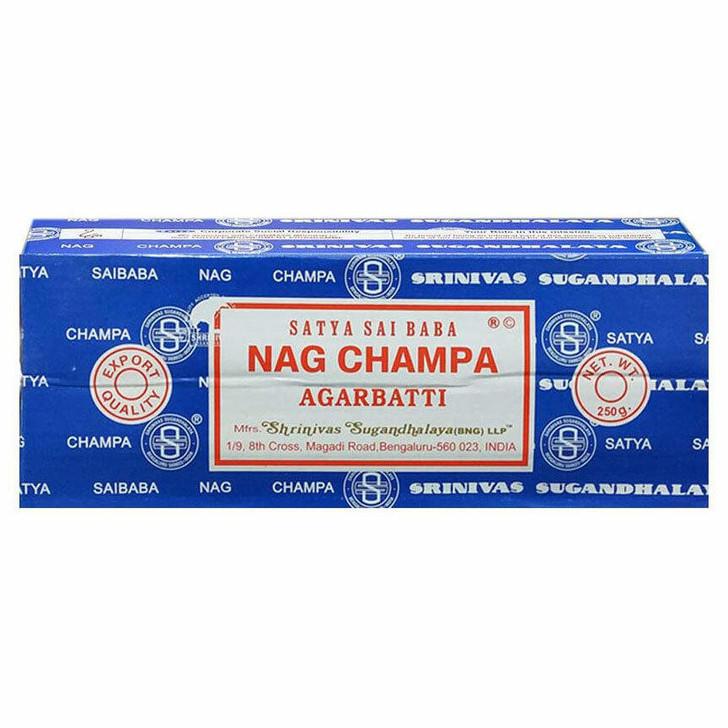 Satya Sai Baba Nag Champa Agarbatti 250g at Bed Time Toys