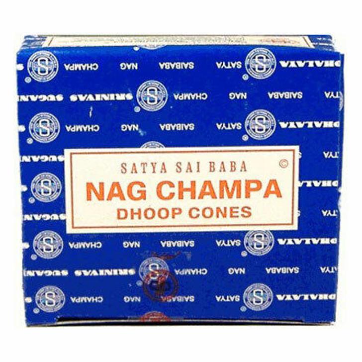 Satya Sai Baba Nag Champa Agarbatti Cones at Bed Time Toys