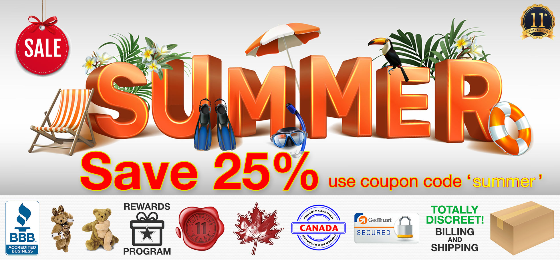 Bed Time Toys, Summer Sex Toy Sale, Sex Toys Canada