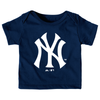 NY Yankees Baby Navy 2- pc. Set  - top