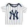NY Yankees Baby Pinstripe 2-pc. Set - top