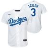 Chris Taylor Jersey - LA Dodgers Replica Adult Home Jersey