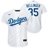 Cody Bellinger Youth Jersey - LA Dodgers Replica Kids Home Jersey