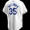 Cody Bellinger Youth Jersey - LA Dodgers Replica Kids Home Jersey - back