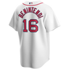 Andrew Benintendi Jersey - Boston Red Sox Replica Adult Home Jersey - back