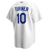 Justin Turner Jersey - LA Dodgers Replica Adult Home Jersey - back