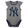 Yankees Home Run Grey Creeper