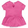 Yankees Baby Creeper Pink MVP Princess - back