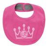 Yankees Baby Bib Pink MVP Princess
