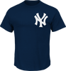 Yankees Corey Kluber Name and Number Mens Tee - front